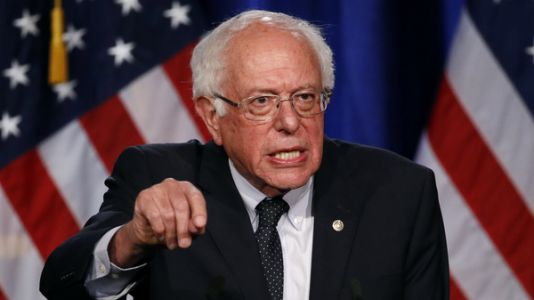 Facing Pressure In Campaign, Sanders Defends His Signature Health Care Plan