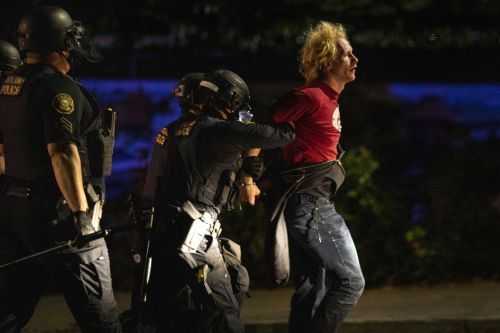 As violence surges, some question Portland, Oregon, axing special police unit