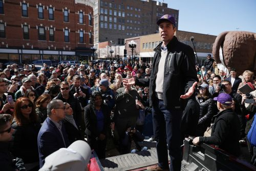 O'Rourke reports massive $6.1M fundraising haul in first 24 hours of campaign