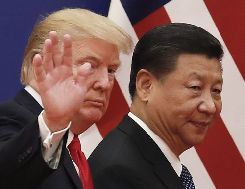 Trump suggests he could veto Hong Kong pro-democracy bill because of trade talks with China