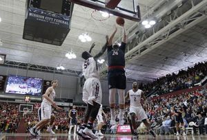 Karnowski leads No. 4 Gonzaga past Santa Clara 88-57