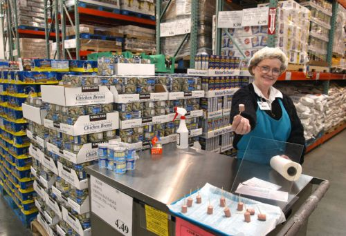 Costco plans to bring back free samples next month