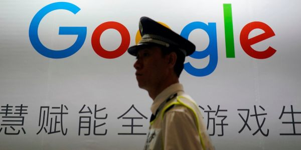 Google refused to call out China over disinformation about Hong Kong - unlike Facebook and Twitter - and could reignite criticism of its links to Beijing