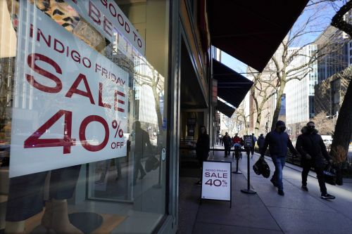 Black Friday sees record online sales as US shoppers stay home
