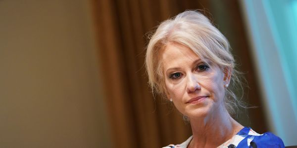 House panel subpoenas Kellyanne Conway for refusing to testify about Hatch Act violations