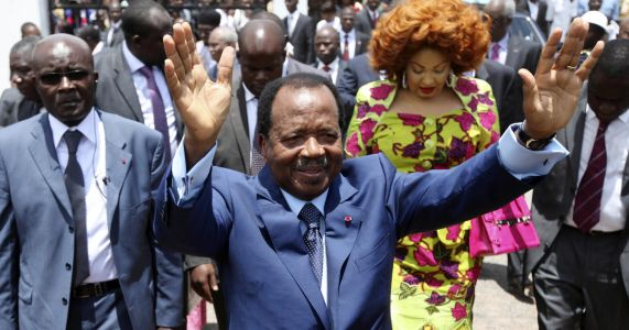 Cameroon lurches toward election amid separatist conflict