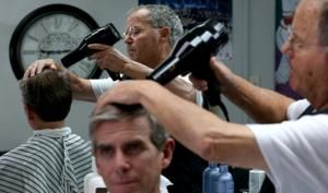 Master barber Tony Russo known for classic gentlemen cuts retires after 60-plus years