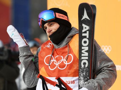US skier Gus Kenworthy explains why it's cool that he didn't medal at the Pyeongchang Olympics