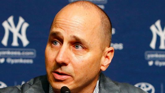 Yankees, GM Brian Cashman agree to 5-year extension, report says