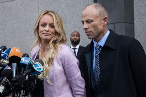 Feds cancel meeting with Stormy Daniels after media leak