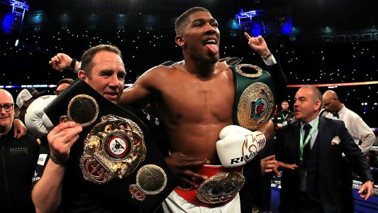 Joshua vs. Takam: Fight date, time, how to watch & live stream