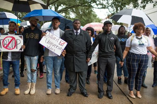 The Black Ballot: How Do HBCUs Fit Into 'The Black Vote'?
