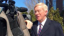 Attorney General's Letter No Reason To Drop Primary Challenge To Trump, Bill Weld Says