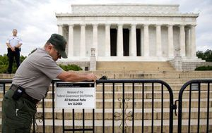AP Explains: What happens when the government shuts down
