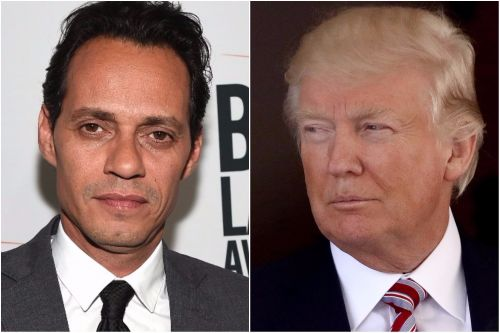 Marc Anthony to Trump: 'Shut the f- up' about the NFL, help Puerto Rico