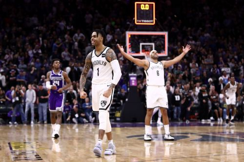 Nets come back from 28-point deficit with D'Angelo Russell's career night