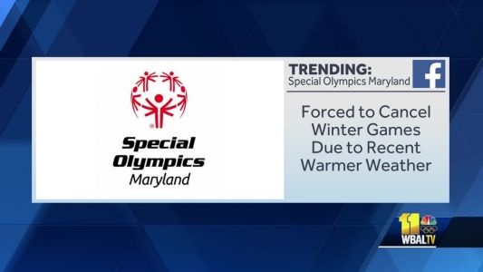 Special Olympics of Maryland cancels winter games