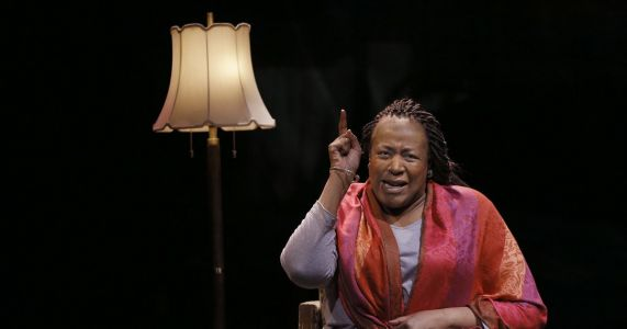 Dael Orlandersmith's 'Until the Flood' at ACT Theatre is a searing look at community, post-Ferguson
