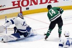 Stars, Lightning meet in nontraditional Stanley Cup Final