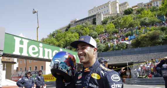 F1's showcase Monaco GP kicks off motorsports' busiest day