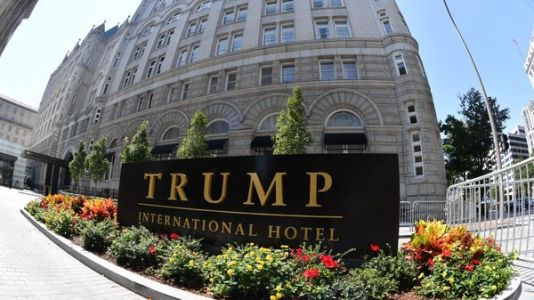 Emoluments Hearing Hints At What May Be At Stake: Trump's Tax Returns