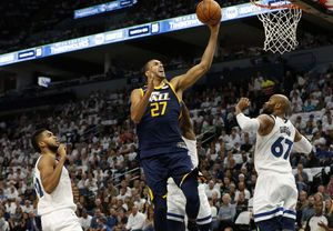 Crawford lifts Wolves over Rubio, Jazz 100-97