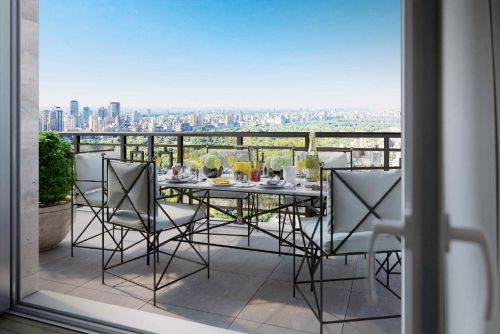 Meet the ultra-rich bigwigs dropping millions at secretive Park Ave. tower