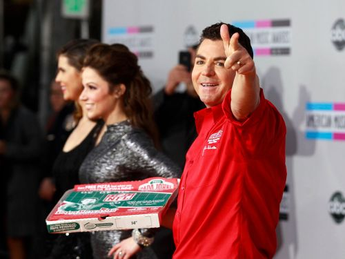Papa John's is planning to pull its founder from marketing after he said the N-word on a conference call