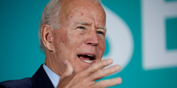 'We cannot let him get away with it': Joe Biden calls for Trump's impeachment for the first time
