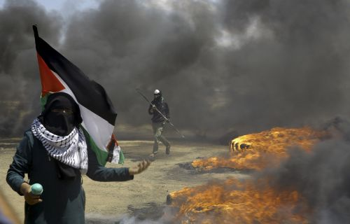 Hamas says most slain Gaza protesters were its members