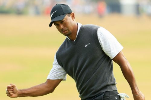 Tiger Woods charges up leaderboard, and British Open gets interesting