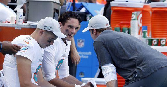 AP sources: NFL looking into Tannehill injury