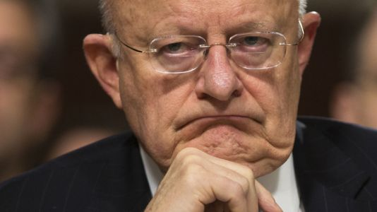 Fact Check: No, James Clapper Didn't 'Admit There Was Spying' On Trump Campaign
