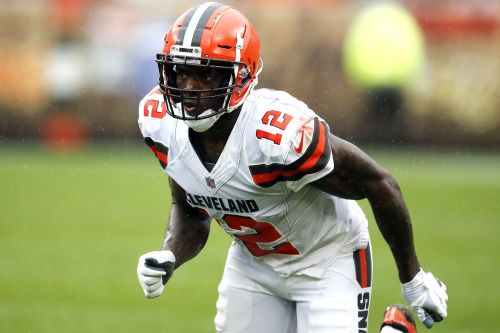 Browns releasing troubled WR Josh Gordon