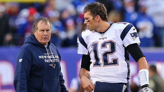 Tom Brady has 'had enough' of Bill Belichick, new book claims