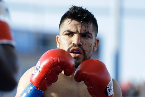 Ex-WBC champion Victor Ortiz charged with rape