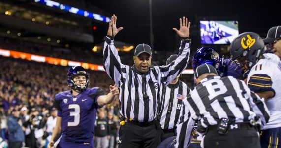 Pac-12 hires independent firm to perform 'exhaustive analysis' of football officiating