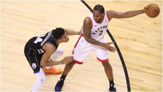 NBA playoffs 2019: Kawhi Leonard's experience made a difference, admits Giannis Antetokounmpo
