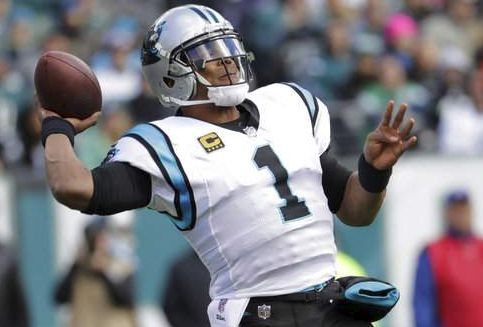 NFL roundup: Panthers rally with 21 fourth-quarter points to beat Eagles