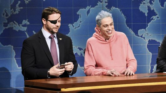 Dan Crenshaw, Navy SEAL And Congressman-elect, Takes To 'SNL' For A Teachable Moment