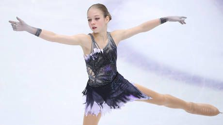 Quad-jumping prodigy Alexandra Trusova to take up role of Juliet in first program since controversial split with coach