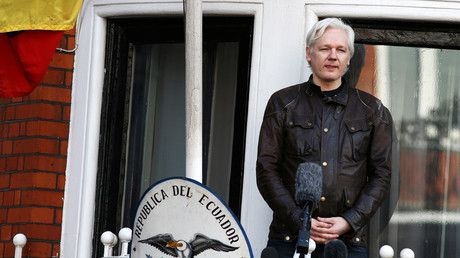 Assange has 'physical proof' Russia didn't hack DNC - Congressman
