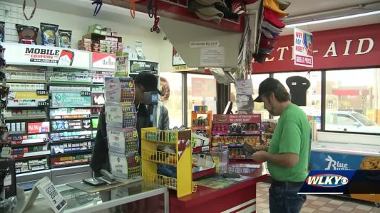Jeffersonville convenient store reopens after fatal shooting