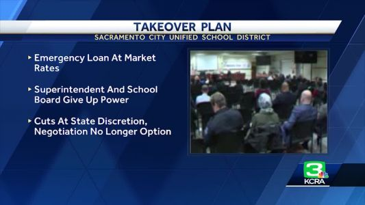 What Would Happen If The State Took Over The Sac City Unified School District?