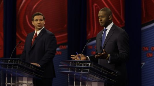 More Than Anything, Florida Governor's Race May Be A Test Of The President