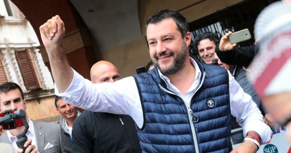 Italy's Salvini furious as 47 migrants land despite his ban