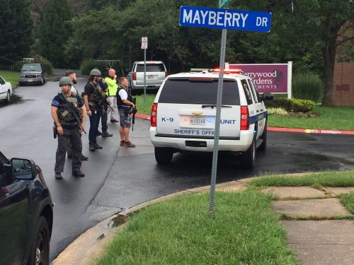 Multiple people killed in shooting at Maryland Rite Aid complex, female suspect hospitalized