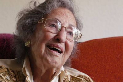 At 103, Oklahoma City woman still 'unafraid to do things'