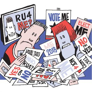 Time to vote. And the editorial board is here to help
