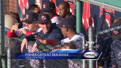 Baseball Video: Fisher Cats and Muskrats games